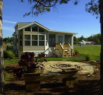 Park Model Home