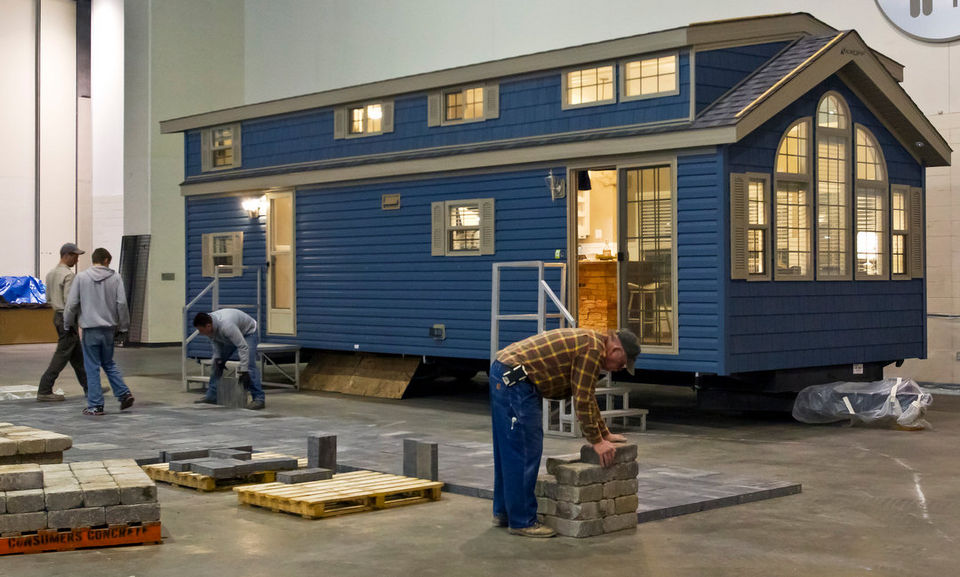 Largest Tiny House On Wheels Home Design Ideas
